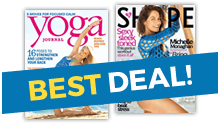Yoga Journal Subscription Magazine Store