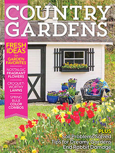 Magazine Store Country Gardens 2019 Back Issues