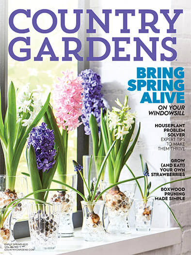 Country Gardens January 17, 2020 Cover