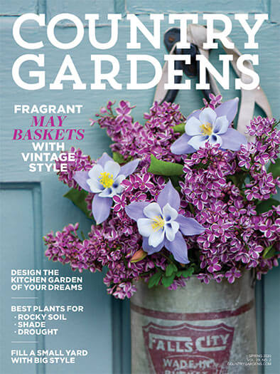 Country Gardens March 6, 2020 Cover