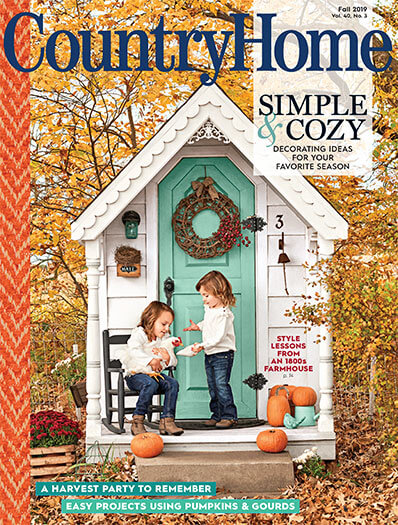 Country Home Fall 2019