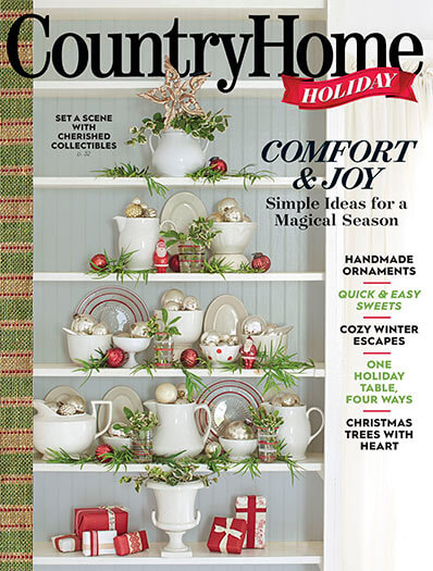 Country Home November 8, 2019 Cover