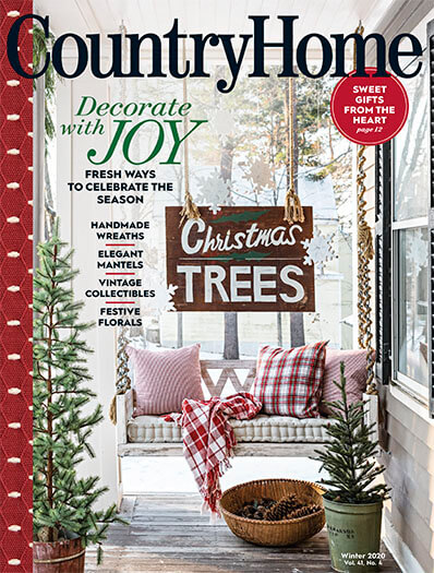 Country Home October 30, 2020 Cover