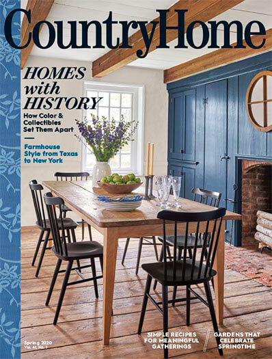 Country Home February 14, 2020 Cover