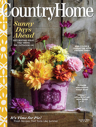 Country Home May 8, 2020 Cover