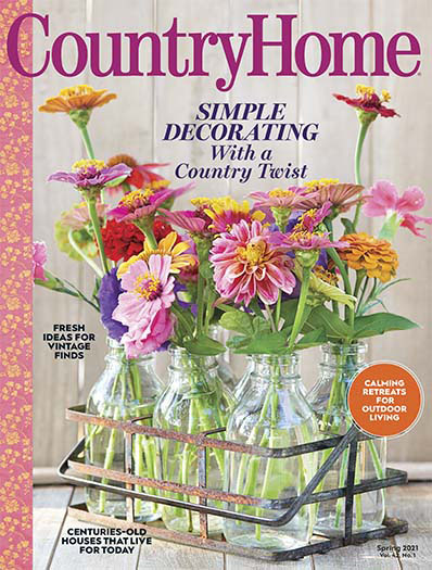 Country Home February 12, 2021 Cover