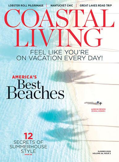 Buy Coastal Living S 2020 06 05 Coastal Living Summer 2020 Issue