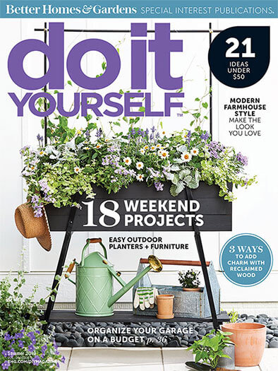 Do It Yourself April 12, 2019 Cover