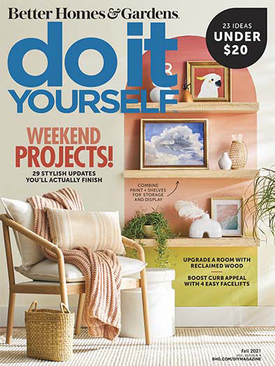Do It Yourself July 23, 2021 Cover