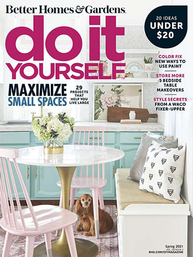 Do It Yourself January 22, 2021 Cover