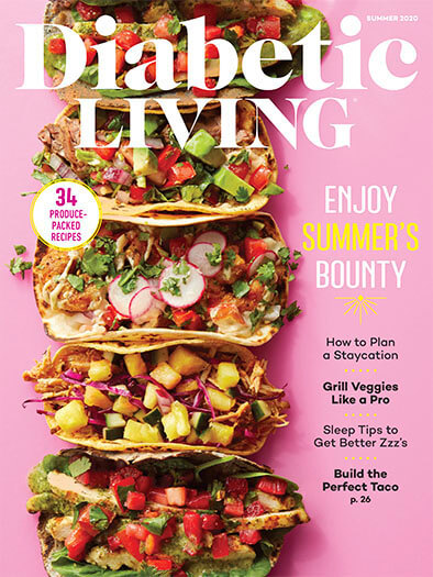 Diabetic Living May 15, 2020 Cover