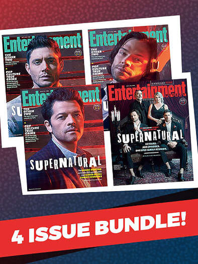 Entertainment Weekly January 25, 2019 Cover