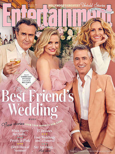 Entertainment Weekly February 15, 2019 Cover