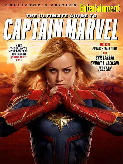 The Ultimate Guide to Captain Marvel