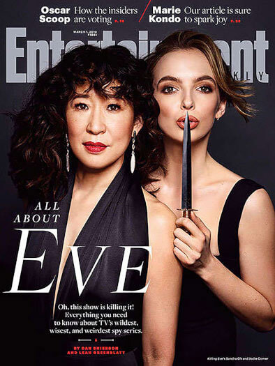 Entertainment Weekly March 1, 2019 Cover