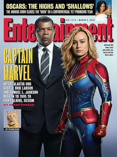 Entertainment Weekly March 8, 2019 Cover