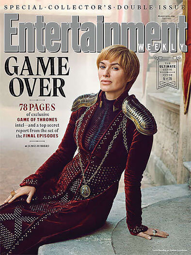 Game Over - Cersei Lannister