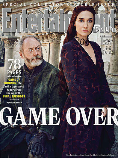 Entertainment Weekly March 15, 2019 Cover