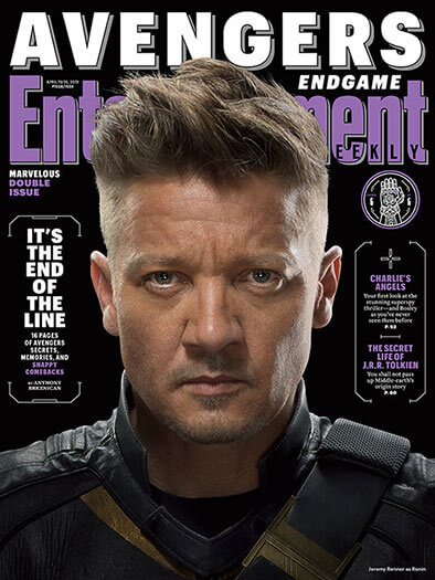 Entertainment Weekly April 19, 2019 Cover