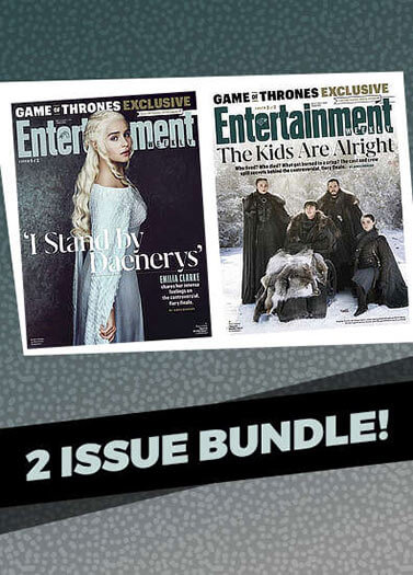 Entertainment Weekly May 31, 2019 Cover
