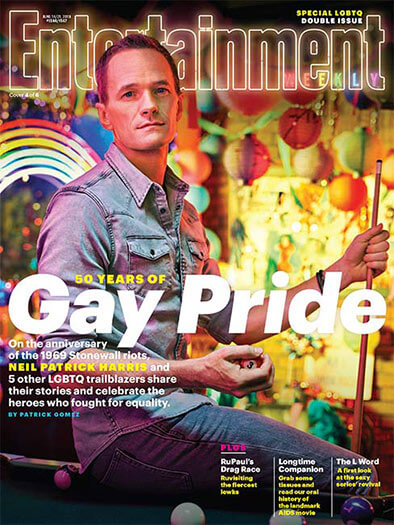 Entertainment Weekly June 14, 2019 Cover