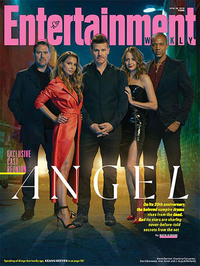 Entertainment Weekly June 28, 2019 Cover