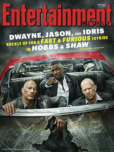 Entertainment Weekly July 5, 2019 Cover