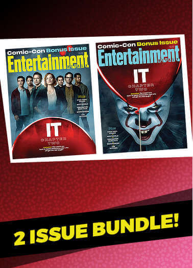 Entertainment Weekly July 18, 2019 Cover