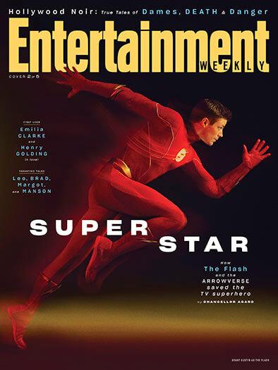 Superstar - The Flash
