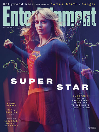 Entertainment Weekly August 1, 2019 Cover