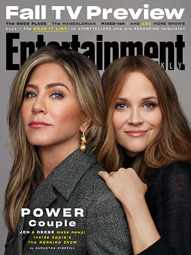 Entertainment Weekly October 1, 2019 Cover