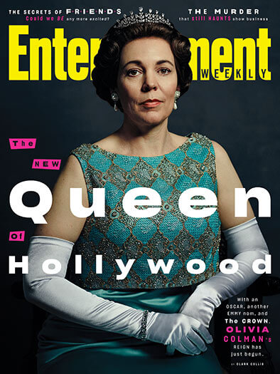 Entertainment Weekly September 1, 2019 Cover