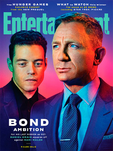 Entertainment Weekly February 1, 2020 Cover