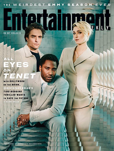 Entertainment Weekly July 1, 2020 Cover