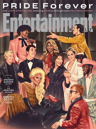 Entertainment Weekly June 1, 2020 Cover