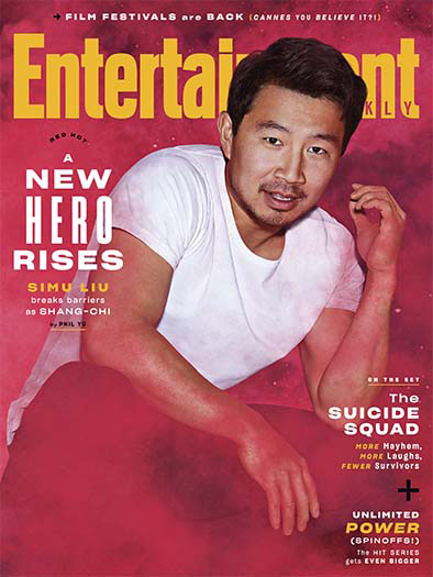 Entertainment Weekly August 1, 2021 Cover