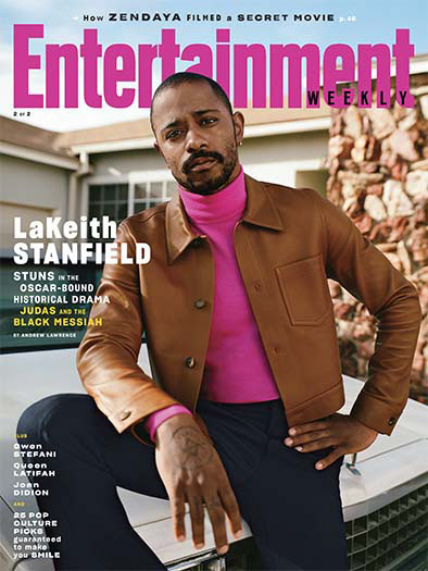 Entertainment Weekly February 1, 2021 Cover