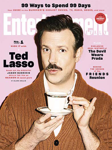 Entertainment Weekly July 1, 2021 Cover