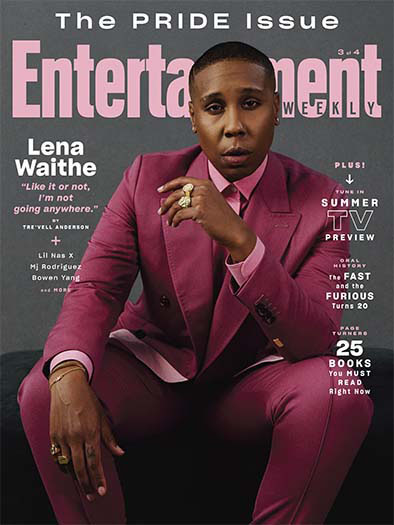 Entertainment Weekly June 1, 2021 Cover