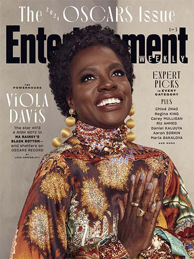 Entertainment Weekly May 1, 2021 Cover