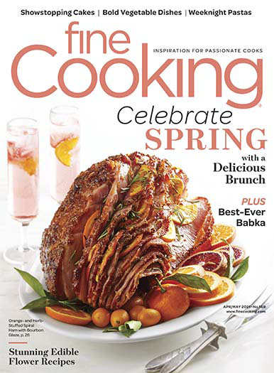 Fine Cooking April 9, 2021 Cover