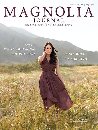 Magnolia Journal August 21, 2020 Cover