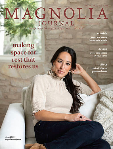 Magnolia Journal November 13, 2020 Cover