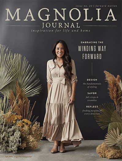 Magnolia Journal August 20, 2021 Cover