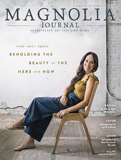 Magnolia Journal February 19, 2021 Cover
