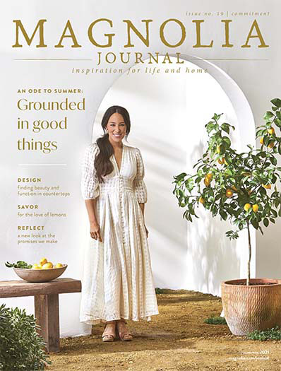 Magnolia Journal May 7, 2021 Cover
