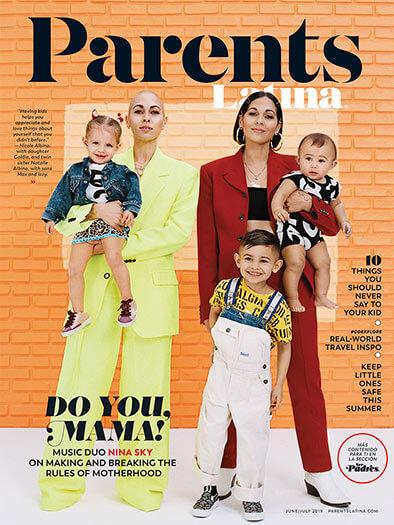 Parents Latina June 4, 2019 Cover
