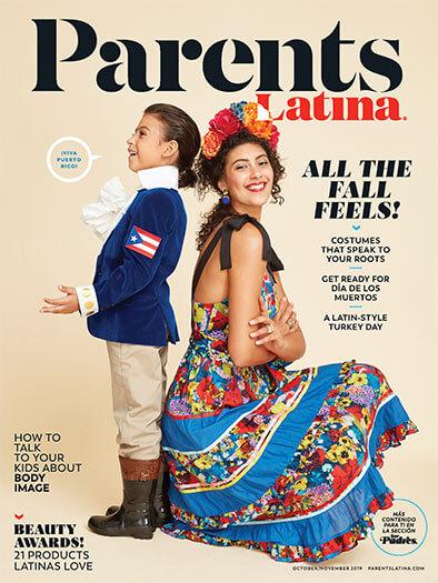 Parents Latina October 11, 2019 Cover