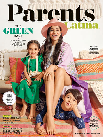 Parents Latina March 20, 2020 Cover