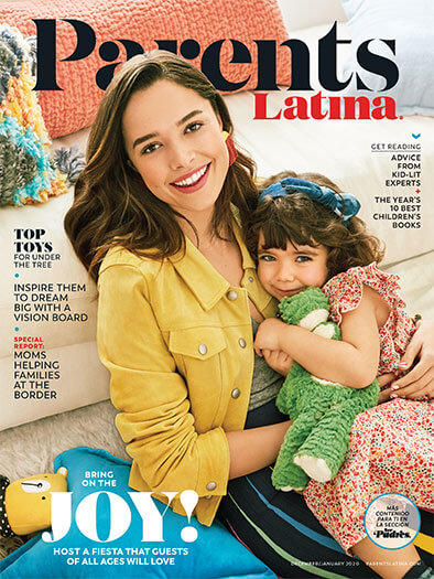 Parents Latina November 15, 2019 Cover